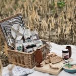 Picknick-Korb mit MUTTER NATUR Produkten